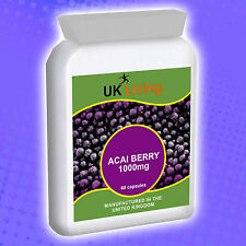 8 Week Supply Acai Berry Fast Weight Loss Diet Slimming Pills Tablets