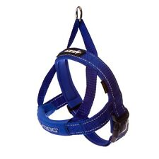 EZY-DOG QUICK FIT HARNESS HIGH QUALITY & COMFORT FOR DOG & OWNER