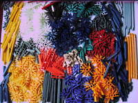 Large Assorted selection of K'nex - 510 pieces