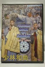 furious monk from shaolin ntsc import dvd English subtitle
