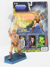 MOTU,HE-MAN,200x,Neca statue,figure,100% complete,Masters of the Universe,He man