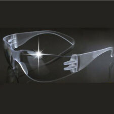 DE Vented Safety Glasses Eye Protection Protective Lab Anti Fog Clear Newest