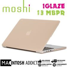 "Moshi iGlaze Ultra Slim Hardshell Cover Case 13"" Retina MacBook Pro SATIN GOLD"