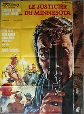 LE JUSTICIER DU MINNESOTA Affiche Cinéma / Movie Poster Western 160x120 CORBUCCI