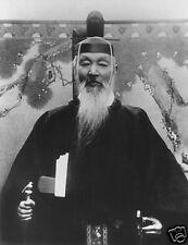Sasaki Takayuki Samurai Class Politician 19thc Japan, Reprint Photo 6x5 inches