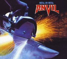 Metal On Metal - Anvil (2003, CD NEU)