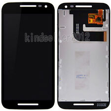 Replacement LCD Display Touch Screen Digitizer For Motorola Moto G3 XT1540 Black