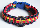 ONCE A MARINE ALWAYS A MARINE PARACORD WRISTBAND