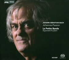 J.S. Bach: Johannes-Passion, New Music