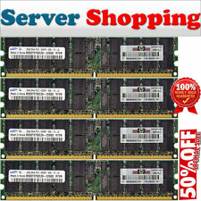 Original 8GB Kit (4 x 2GB) PC2-5300P ram upgrade for  Dell PowerEdge T605 T300