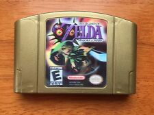 Legend of Zelda: Majora's Mask (Nintendo 64, 2000) MINT Condition