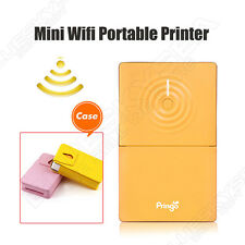 Instant Wireless Portable Photo Mini Printer for iPhone Android Smartphone P232