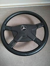 AMG mercedes benz steering wheel for amg package cars.