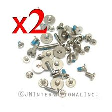 2 X Full set of iPhone 4 Screws with O-ring Replacement Part