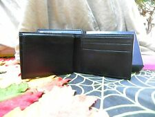 MENS LEATHER WALLET   BY UMO LORENZO