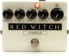 Red Witch Famulus Distortion Overdrive - Guitar effects pedal - NEW