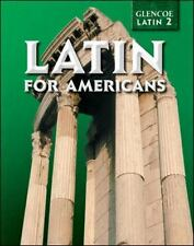 Latin for Americans: Latin for Americans by Charles, Jr. Henderson, B. L....