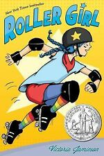 New Roller Girl by Victoria Jamieson (2015, Paperback)
