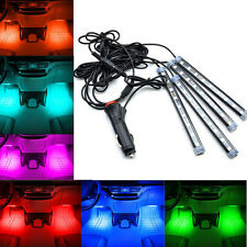 Full Color LED Glow Lights Interior Under Dash Footwell Kit for Ford F-150 F150