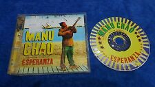 Manu Chao proxima estation esperanza Virgin cd usato