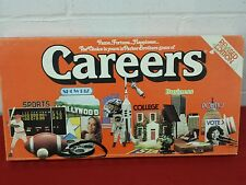 "VINTAGE ""1979"" CAREERS BOARD GAME COMPLETE REVISED EDITION"