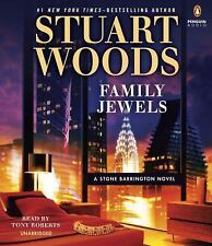 Family Jewels (A Stone Barrington Novel), Woods, Stuart, Excellent Book