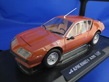 NOREV  Alpine  Renault  A310  V6 (orange-braun-metallic)  1:18  OVP !!!