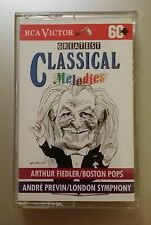 Greatest Classical Melodies by Arthur Fiedler/Boston Pops (CASSETTE)