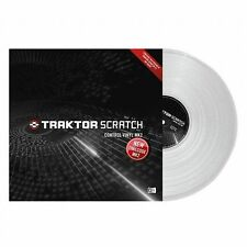 Native Instruments Traktor Scratch Control Vinyl MkII (clear)