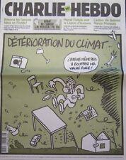 CHARLIE HEBDO 439 NOVEMBRE 2000 CHARB DETERIORATION DU CLIMAT