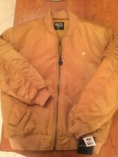 Men's South Pole -Size Medium -Timberland -Jacket Gold - New with Tags!
