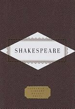 Shakespeare: Poems (Everyman's Library Pocket Poets)
