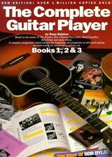 The Complete Guitar Player New Edition Learn to Play Guitar Music Book 1 2 3