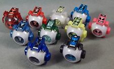 Kamen Rider Ghost CANDY EYECON SET OF 10 COMPLETE Bandai Driver Belt