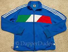 Mint! ADIDAS Italy Soccer Track Jacket-Men's L-Germany World Cup 2006
