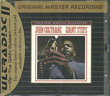 Coltrane, John Giant Steps MFSL Gold CD Neu OVP Sealed UII mit J-Card UDCD 605