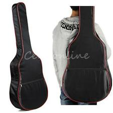 Full Size Classical Acoustic Guitar Back Carry Cover Case Bag Shoulder Straps