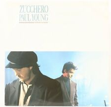Senza Una Donna (Without A Woman)  Zucchero / Paul Young Vinyl Record