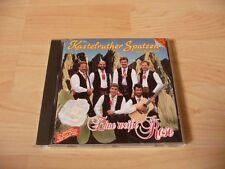 CD Kastelruther Spatzen - Eine weiße Rose - 1992