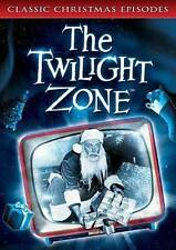 The Twilight Zone: 2016 Classic Christmas Episodes,1-disc.approx 50 min. DVD NEW