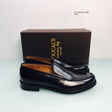 Scarpa Uomo DOUCAL'S Mocassino College 100% Made In Italy