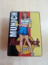 Hard Rock Cafe Munich München - Beer waitress pin 2002 - LE