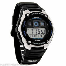 NEW - CASIO Men's  AE-200W-1AVCF WATCH Illuminator Water Proof BRAND NEW