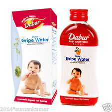 Dabur Gripe Water for baby gas digestive pains reduce vomiting no side effect