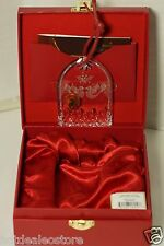 Waterford 12 days of Christmas - Lismore Crystal Ornament - Two Turtle Doves