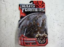 Transformers SCORPONOK **GENUINE*SEALED** 2007 Deluxe Edition P152-A17