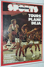 SPORTS MAGAZINE N°16 1976 RUGBY ALL BLACKS FOOTBALL LAVAL PELE 2CV CROSS TOURS