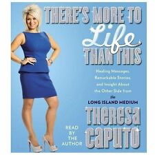 NEW! There's More to Life Than This Theresa Caputo Healing Messages & Stories CD
