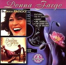 On the Move / Just for You by Donna Fargo (CD, Mar-2006, 1 CD, Collectables)
