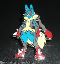 MEGA M Lucario EX Official Pin 2014 Collection Unused Pokemon